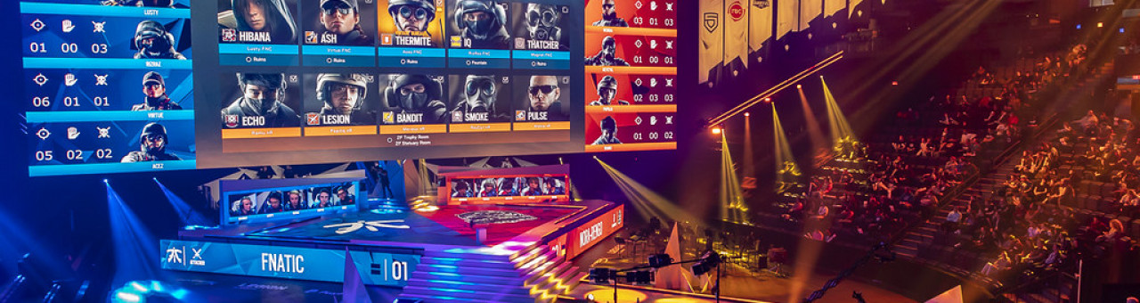 Rainbow Six Inviatational VIP Hospitality
